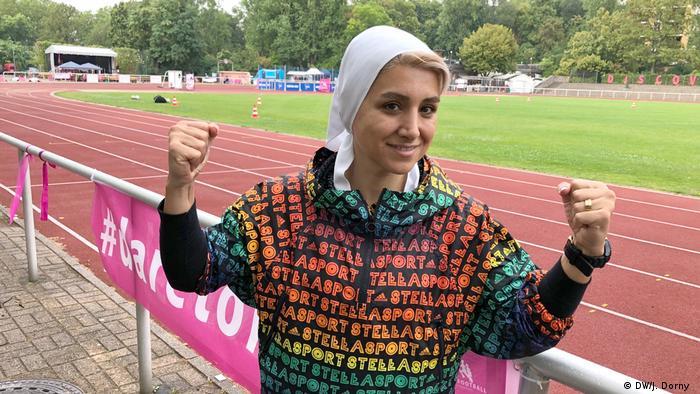 Deutschland Discover Football, Berlin Maryam Irandoost