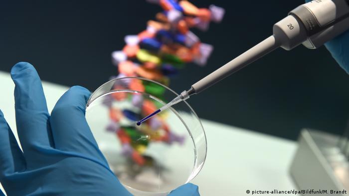 DNA-Fahndung soll Verbrechen aufklären