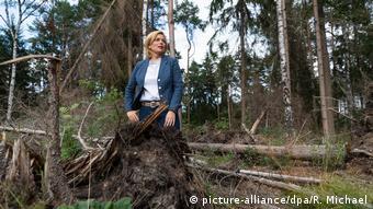 Moritzburg | Unionstreffen zu Waldschäden - Julia Klöckner