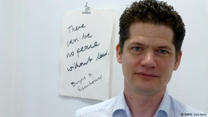 Lars Berster   Experte für internationales Strafrecht
