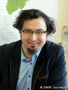 Mustafa Doymus | Islamwissenschaftler (DW/M. Von-Hein)