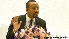 01.08.2019 Äthiopien Addis Abeba   Premierminister Abiy Ahmed