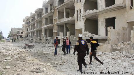 Συρία: Προσπάθειες ανοικοδόμησης εν μέσω πολέμου