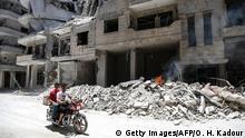Syrien | Zerstörung in Idlib | Krankenhaus