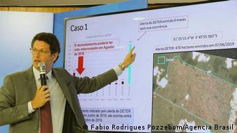 Ministro do Meio Ambiente, Ricardo Salles