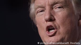 US-Präsident Donald Trump (picture-alliance/abaca/O. Douliery)