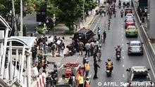 Thailand Explosionen in Bangkok während Asean-Außenministertreffen