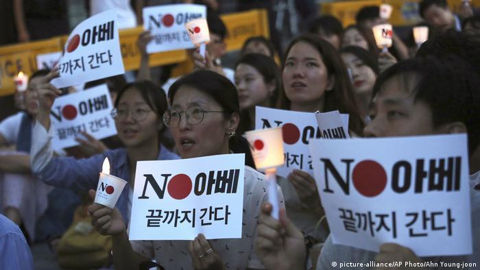 Südkorea - Japan Handelskrise