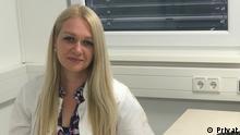 Mirela Rondić - Doktorin aus Montenegro arbeitet in Deutschland