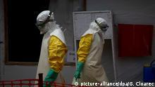 BG Ebola-Ausbruch im Kongo