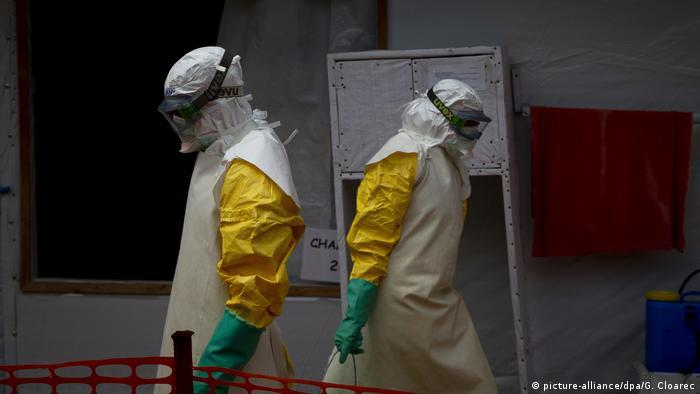 WHO sounds alarm over new Ebola case in Congo