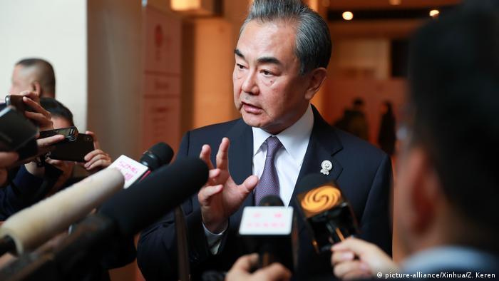 Thailand Bangkok |Wang Yi nach treffen mit Mike Pompeo