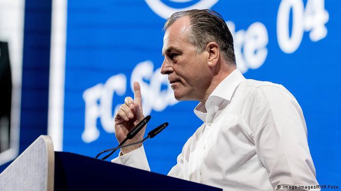 Schalke chairman Clemens Tönnies