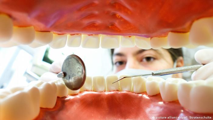 Symbolbild - Zahnarzt