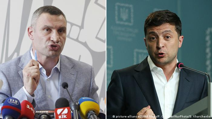 Vitali Klitschko fights to keep power in Kyiv | Europe| News