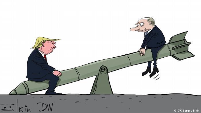 Крилаті ракети - карикатура Сергія Йолкіна