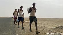Jemen | Ostafrikanische Flüchtlinge im Jemen