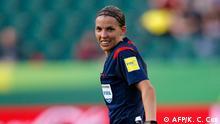 Fussball l Schiedsrichterin Stéphanie Frappart