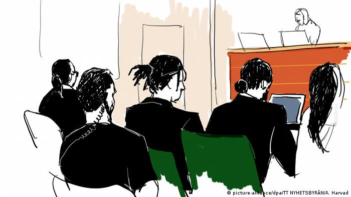 Schweden | Gerichtsverhandlung ASAP Rocky