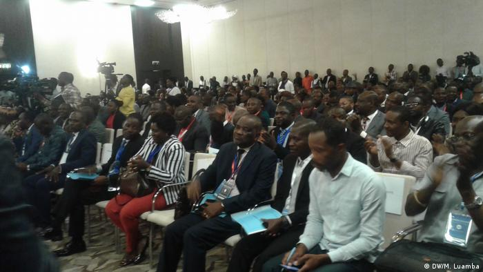 Angola l Delegierte - Partido do Renascimento Angolano - Juntos por Angola PRA JA