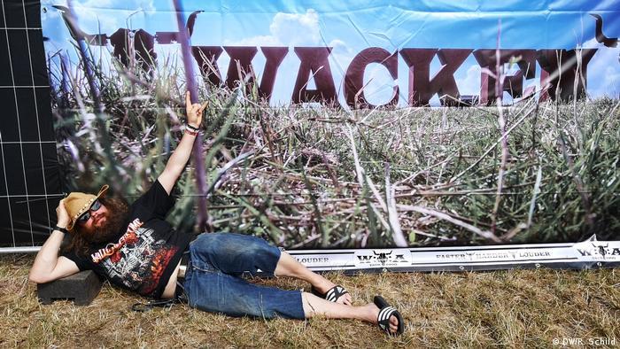 هر سال فستیوال وکن Wacken میعادگاه عاشقان موسیقی هوی متال دنیا است.