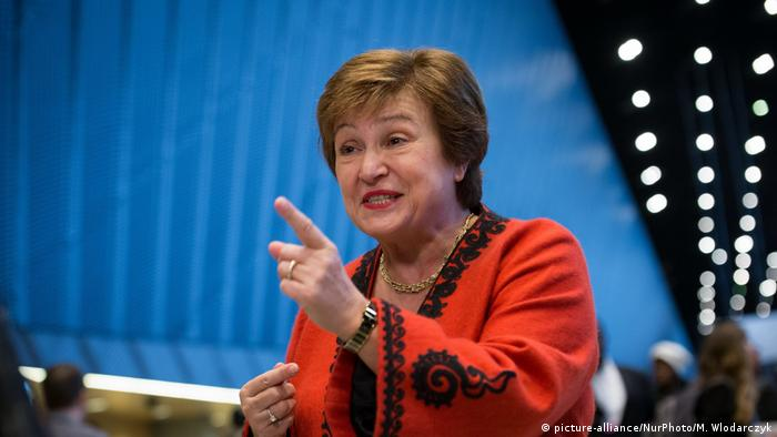 EU picks Bulgaria′s Kristalina Georgieva to head IMF | News