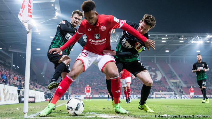 Jean-Philippe Gbamin (Getty Images/Bongarts/S. Hoffmann)