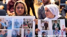 Deutschland Gedenktag vom Genozid der Jesiden