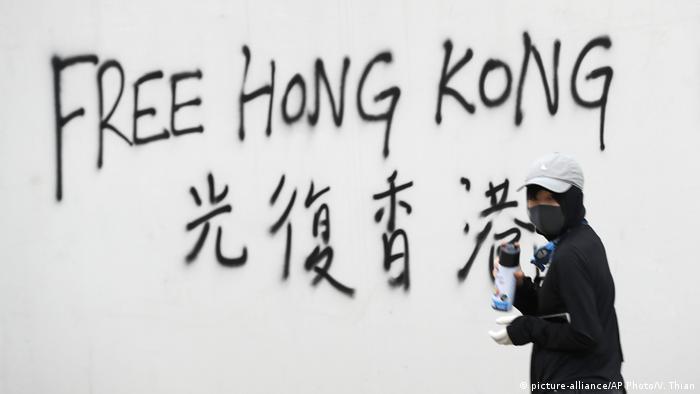 Hongkong Protes