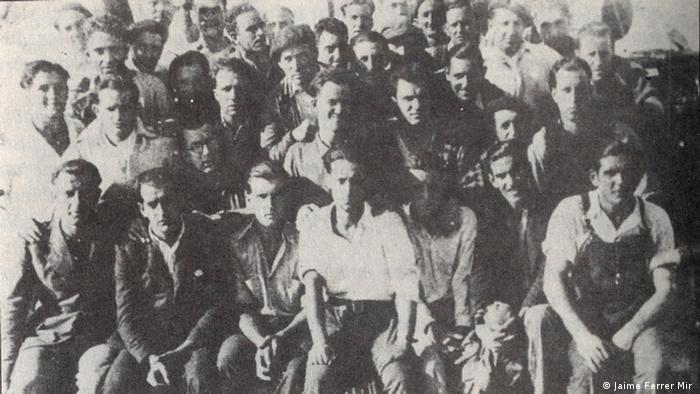 Putnici broda Vinipeg, 1939.