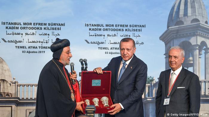 У Стамбулі почали будувати першу церкву в історії сучасної Туреччини