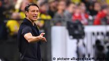 Deutscher Super Cup - Borussia Dortmund - Bayern München - Trainer Niko Kovac