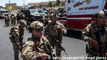 USA, Texas: Schüsse in El Paso