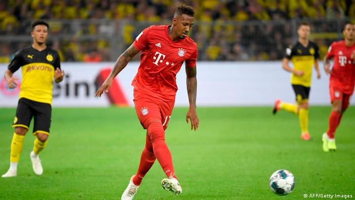 Jerome Boateng ′one of us′ says Kovac, but Bayern future still in the air |  Sports| German football and major international sports news | DW |  05.08.2019