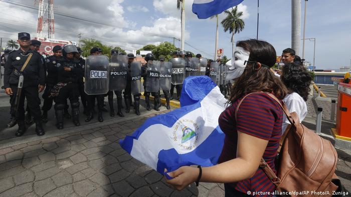 Nicaragua | Proteste