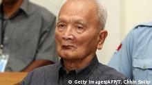 Kambodscha l Chefideologe der Roten Khmer und Stellvertreter von Pol Pot Nuon Chea verstorben