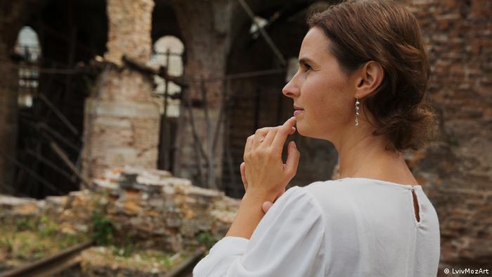 Ukraine Kultur l Synagoge von Brody - Dirigentin Oksana Lyniv (LvivMozArt)