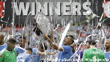 Community Shield - Manchester besiegt Liverpool