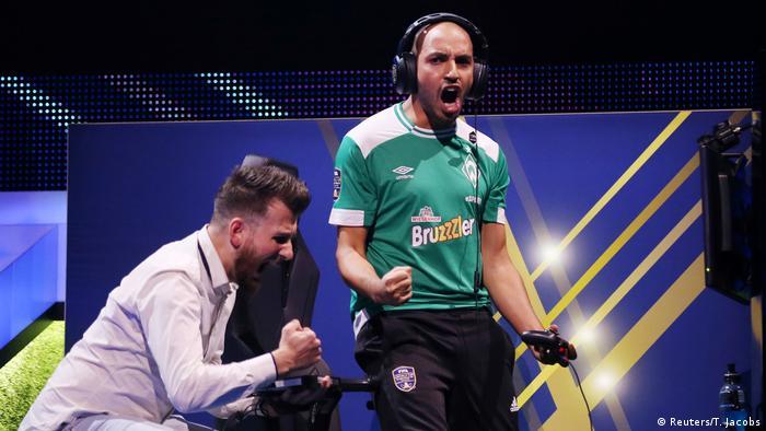 London: MoAuba gewinnt eWorld Cup Finale (Reuters/T. Jacobs)
