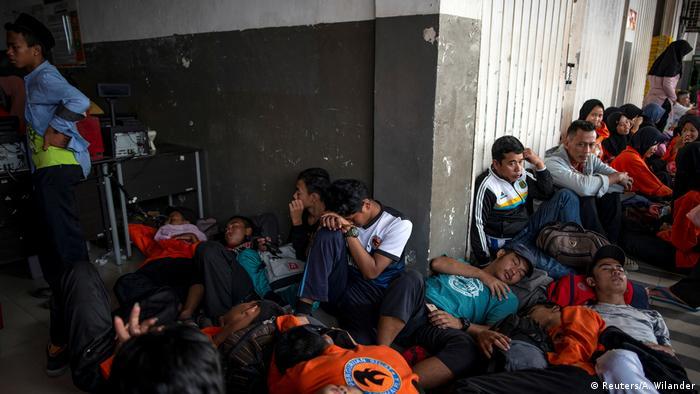 Indonesien Jakarta großer Stromausfall (Reuters/A. Wilander)