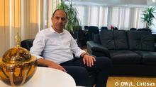 Zypern Kudret Özersay Politiker