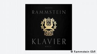 CD Cover Rammstein Klavier