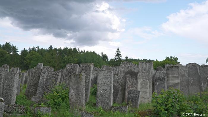 Ukraine | LvivMozArt | Jüdischer Friedhof in Brody