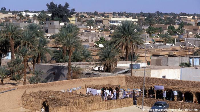 Murzuk in Libya