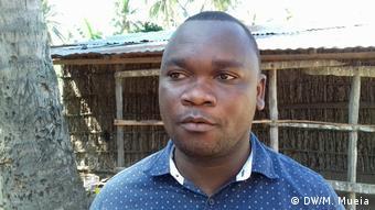Mosambik Queliame Ebola Estefanio Luís