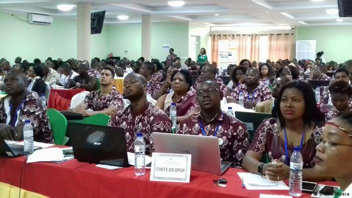 Autoridades da saúde reunidas em Quelimane para medidas de controlo do ébola na fronteira