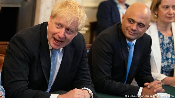Britische Regierung will sich nach Brexit nicht an EU-Regeln halten