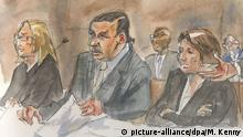 USA Briefbomben-Attentäter zu 20 Jahren Haft verurteilt