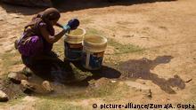 Indien Dürre in Bundelkhand