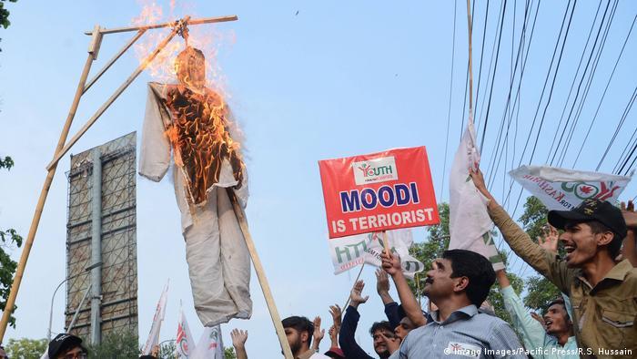 Pakistan Kaschmir-Konflikt nach Änderung Artikel 370 in Indien